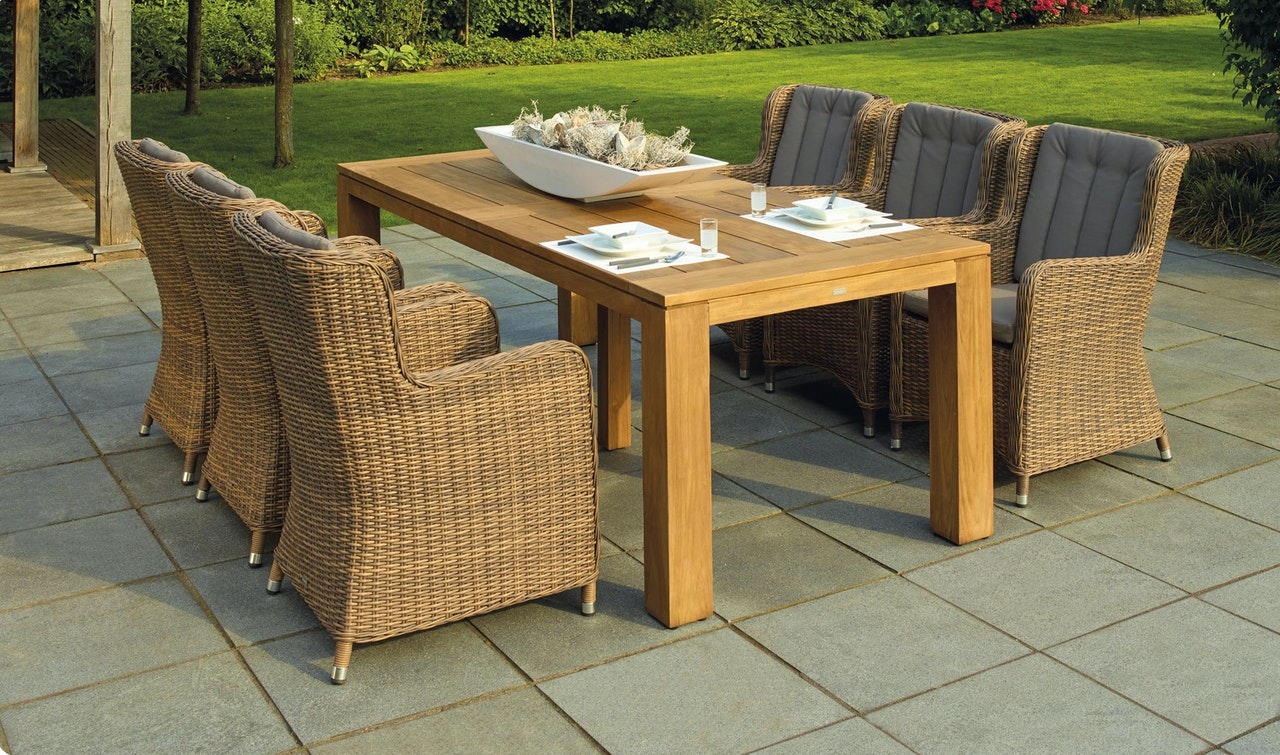 Picking Outdoor Furniture Based on Where You Live