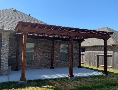 Cost Effective Ways to Personalize Your Pergola or Gazebo