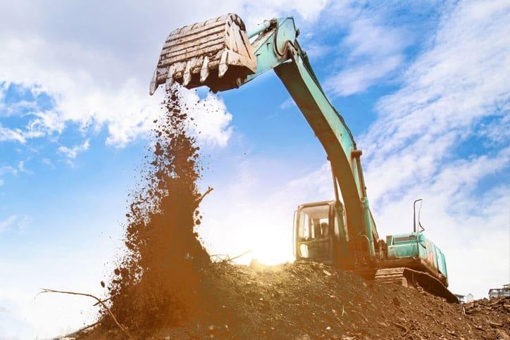 Home digging