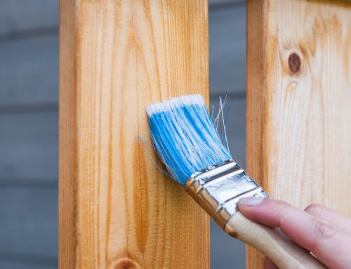Coloring Your Wood Fence Right