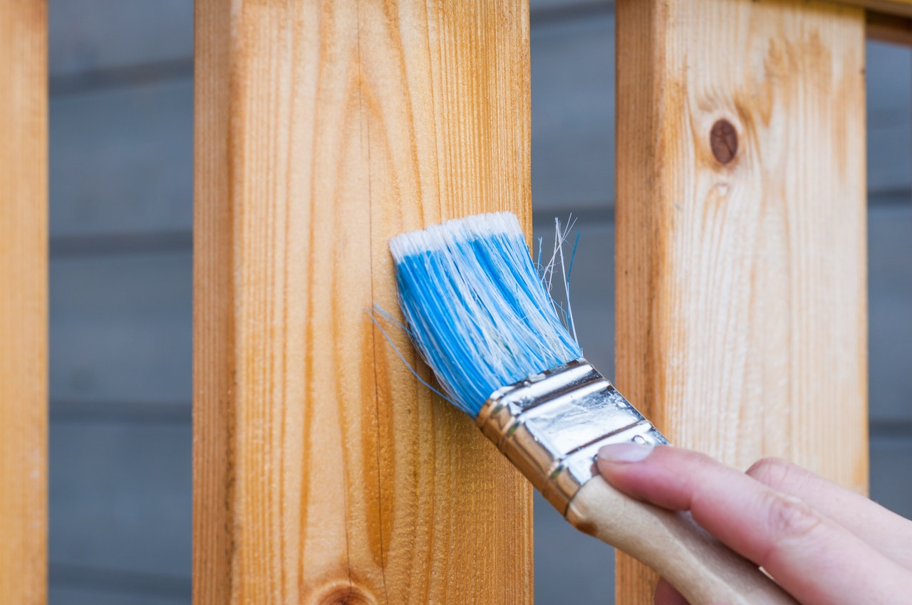 Coloring Your Wood Fence