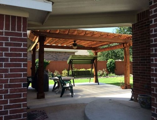 How to Maintain and Restore Your Pergola?