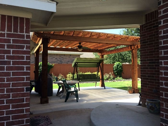 How to Maintain and Restore Your Pergola